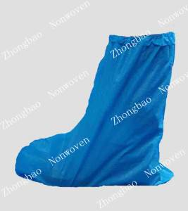 waterproof Disposable PE boot cover
