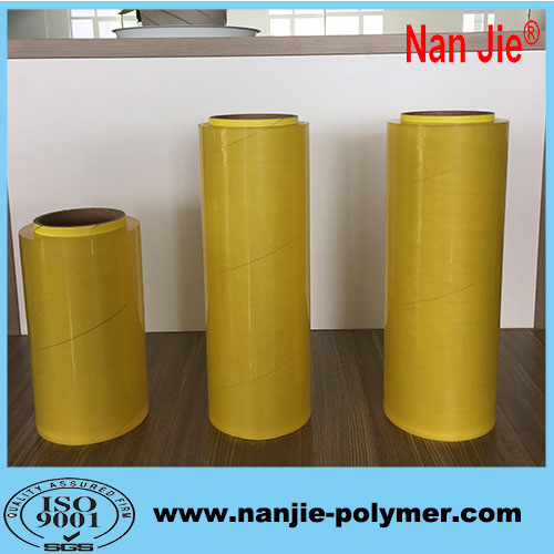 Nan Jie transparency pvc food wrap film wholesale price
