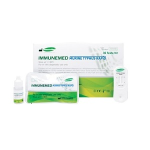 Murine Typhus RAPID - Diagnostic Kit