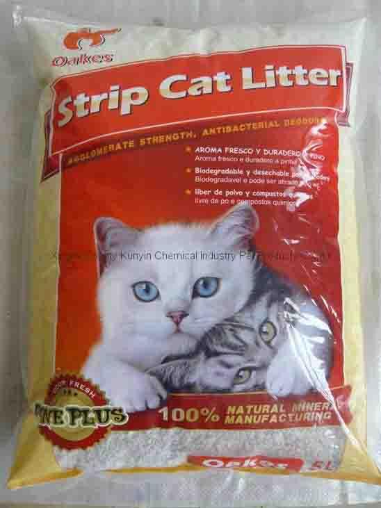 5L Strip Cat Litter