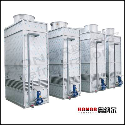 R22 water cooled evaporative condenser for cold room