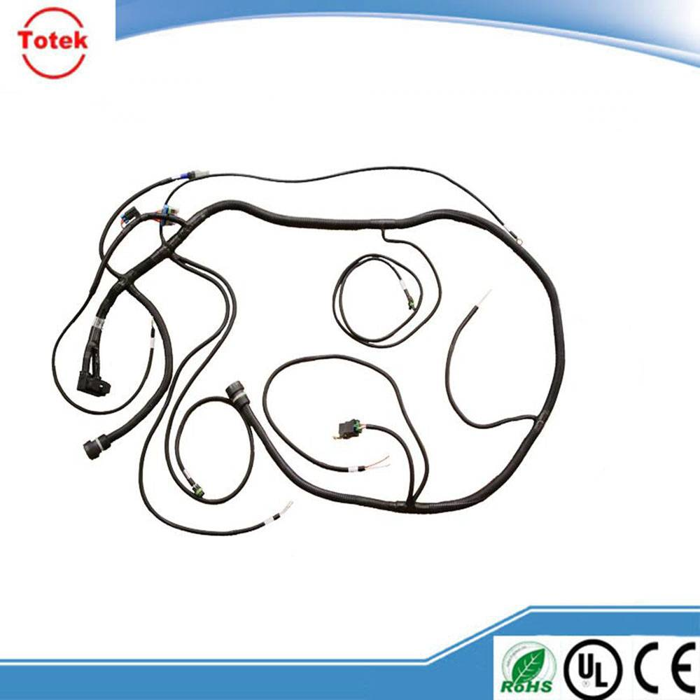 High quality automobile engine wiring harness cable assembly