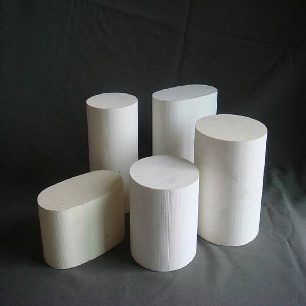 honeycomb ceramic catalyst support from china factory