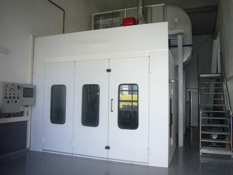 Auto Maintenance Car Spray Booth