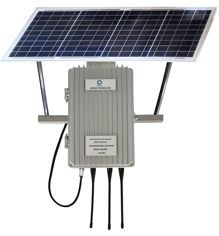 SNV-308 & 309 Fault passage indicator for overhead network