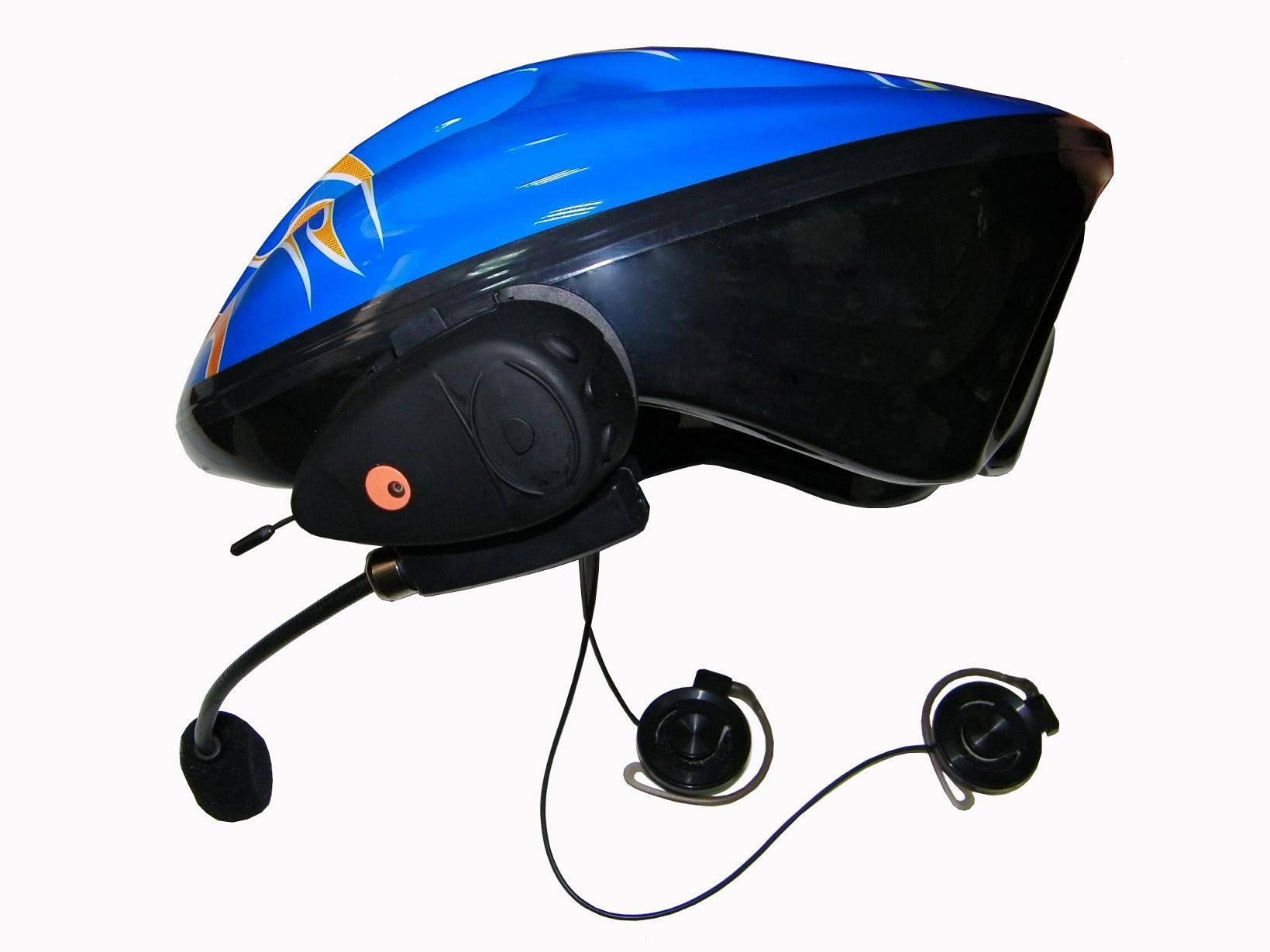 Wireless Bluetooth Bicycle Helmet Headset / Equestrian Helmet Headset- BT-908-2