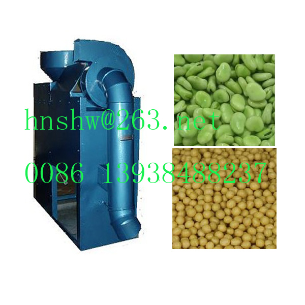 Soybean peeling machine  0086 13938488237