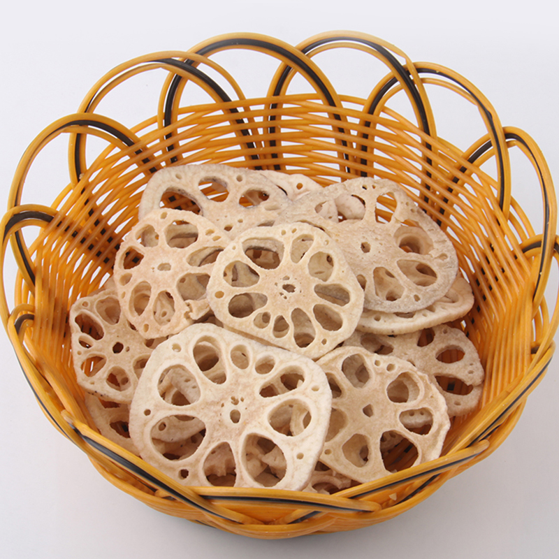 Lotus root Crisp pieces/Lotus root Crisp pieces OEM