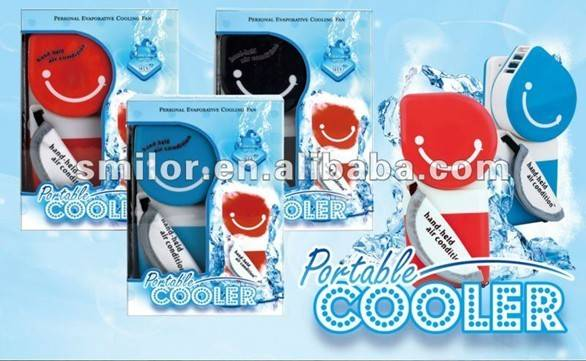Fancy Portable Handy Air Condition Cooling Fan, USB Mini Fan