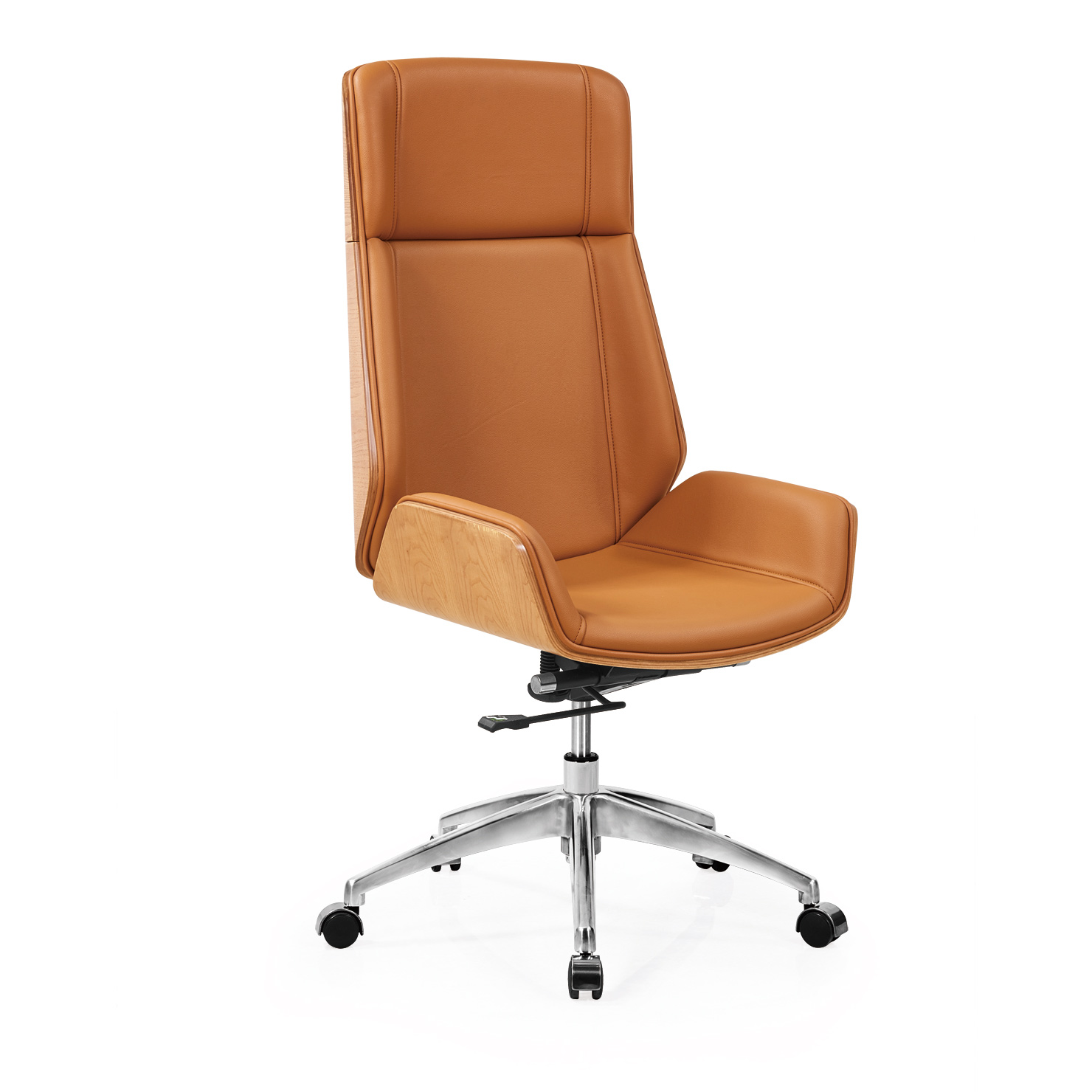 China factory relax office chair executive leather leisure chair