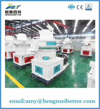CE ISO SGS approved wood pelletizer granulator from china supplier