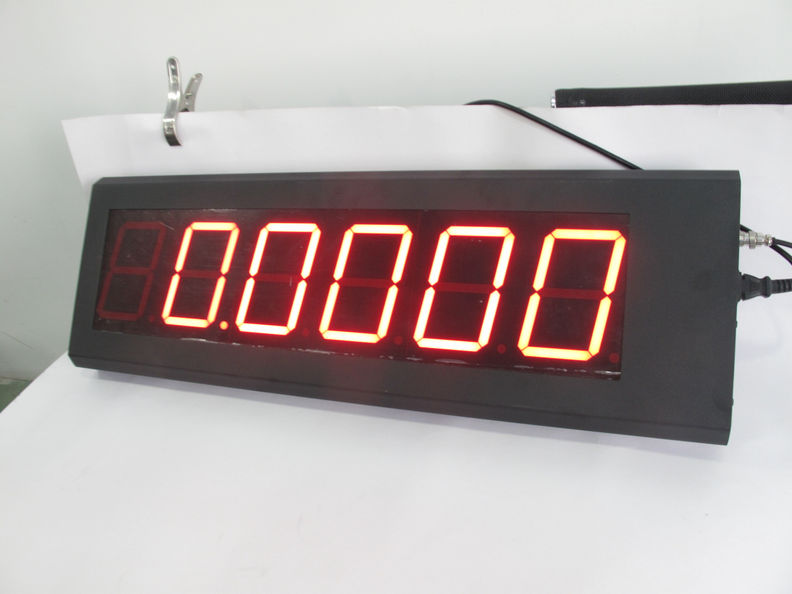 weighing Remote Display