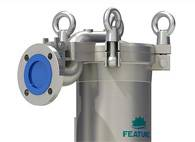 ECT Single Bag Filter (Ecoclean series)