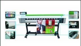 solvent printer machine 1600