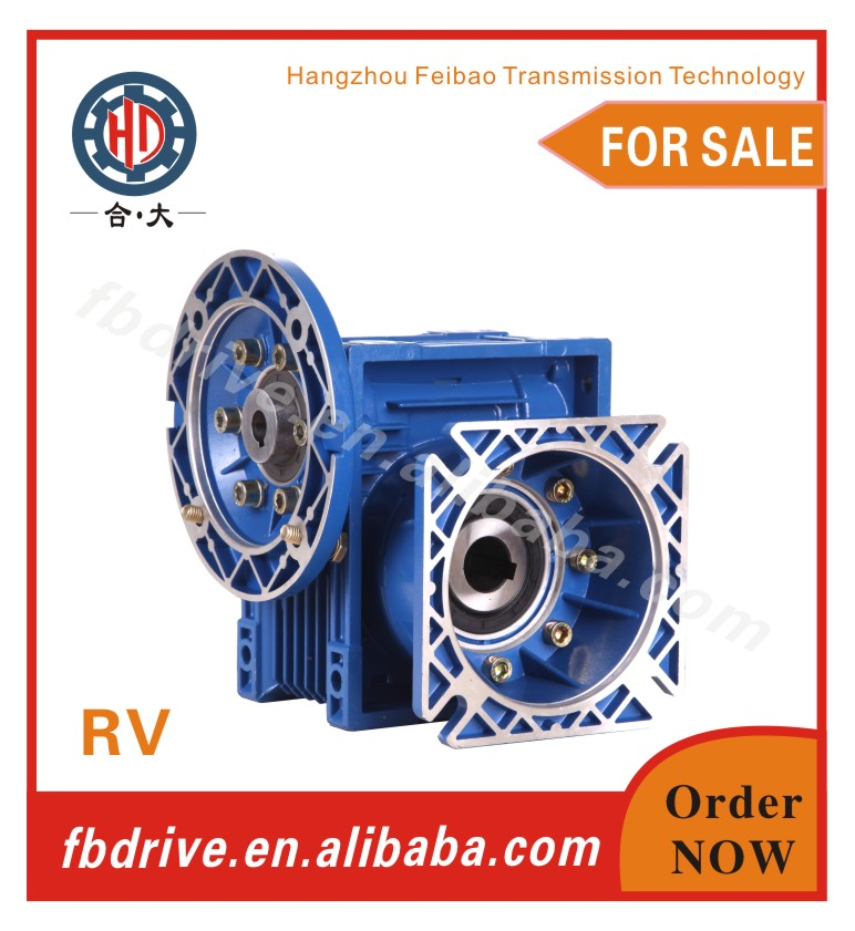 Run Well NMRV WormGear For Little Space /Helical Gear Drice Kit /Gearboxes /Power Transmission Produ