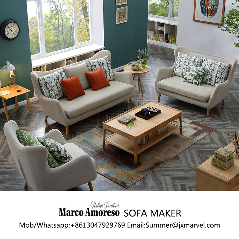 Marco Amoreso new products cheap fabric sofa sectional sofa sets, funiture sofa home cheap fabric so