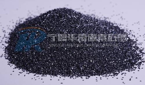 green/black silicon carbide supply by ningxia huarong carbon & graphite co., ltd. with good price an
