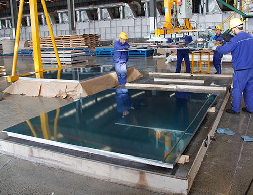 Oxygen generator tower body 5182 aluminum sheet