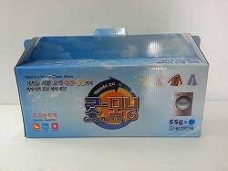 Aekkyu laundry detergent pack Description