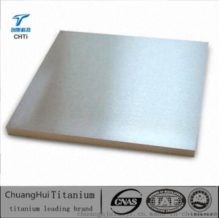 4,The characteristics of titanium plate: (1) Titanium oxide film on the surface of the plate is equi