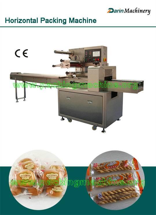 Bread Packing Machne
