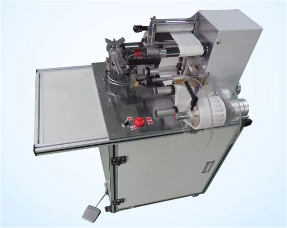 Wire Labeling Machine