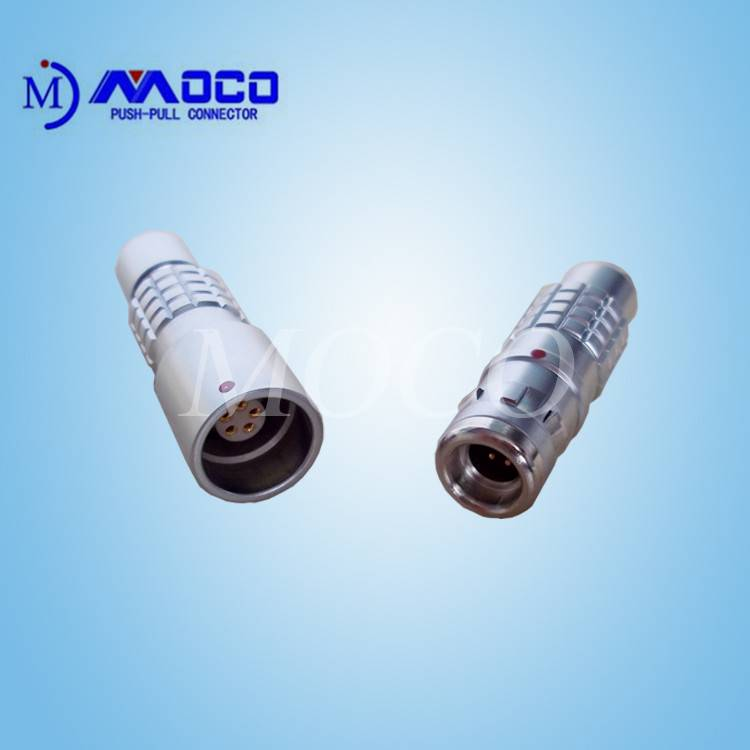 Factory dicrect IP68 FGG&PHG M16 5 pin floating waterproof connector