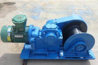 JH series Electric Prop Pulling Winch for Underground Mine