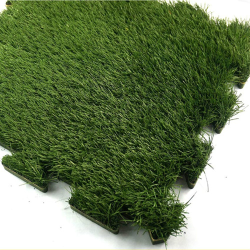 Interlocking Artificial Grass Flooring