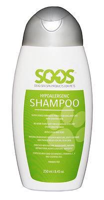 Soos Hypoallergenic Shampoo