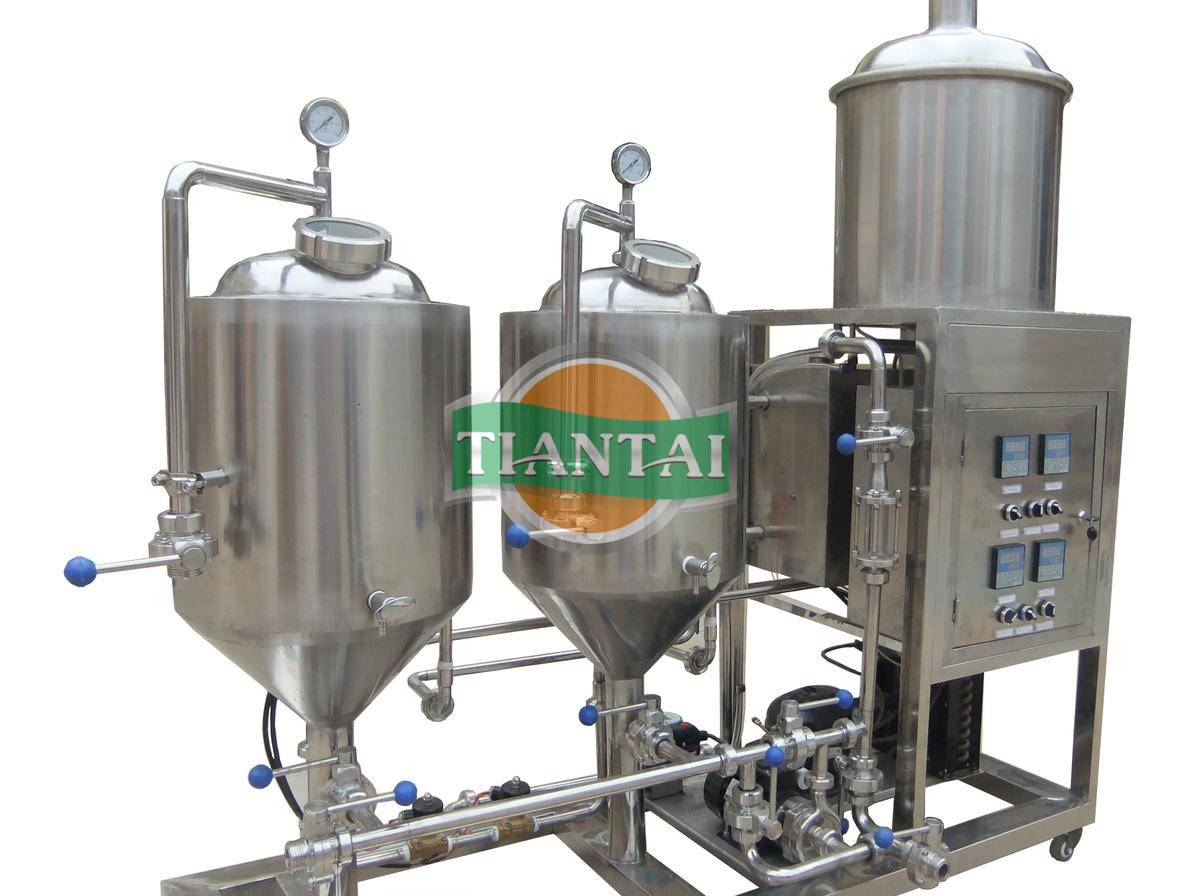 120L beer brewing equipment for craft beer