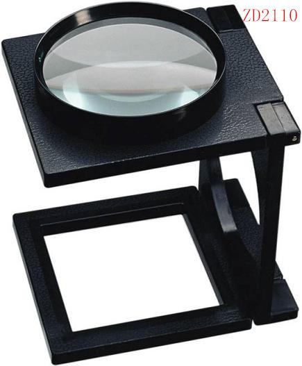 Line Testers Folding Magnifier Loupe (ZD)
