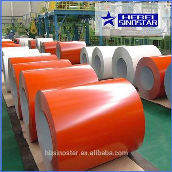 PPGI Cold Rolled prepainted color steel coil