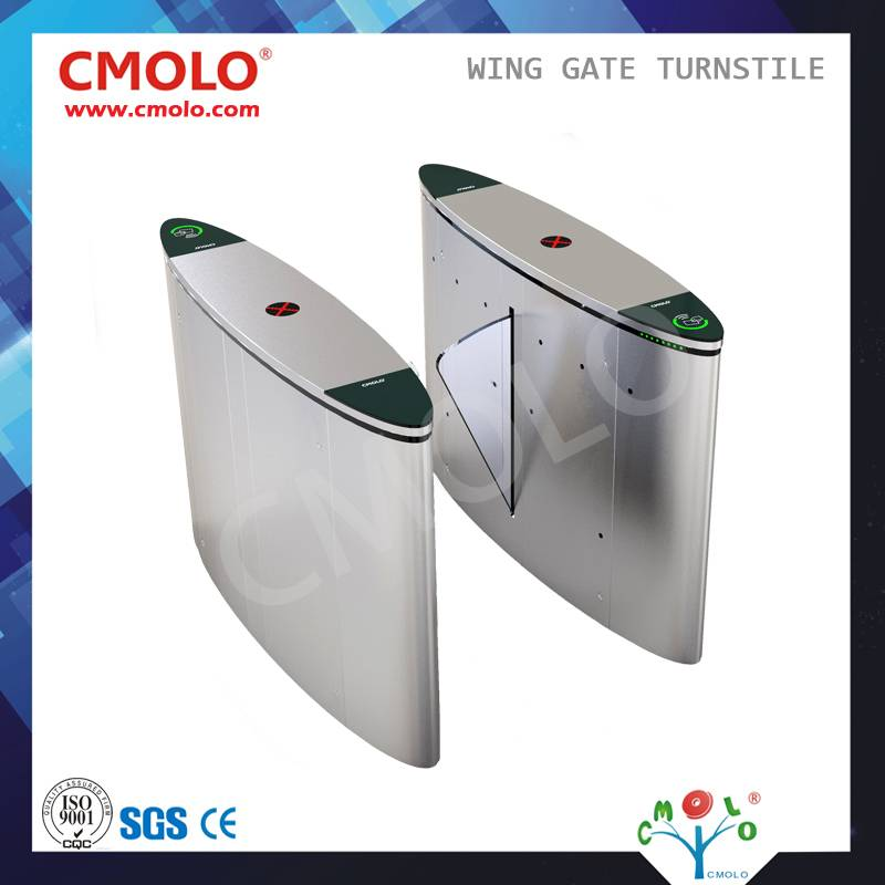 Automatic Half Height Optical Turnstile (CPW-800NHS01)