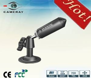 Professional CCTV Camera-Color 700TV Lines Surveillance CCTV Video Camera Sony CCD Bullet Box Camera