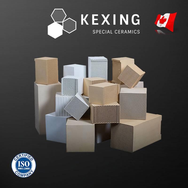 Mullite Honeycomb Ceramic Monolith