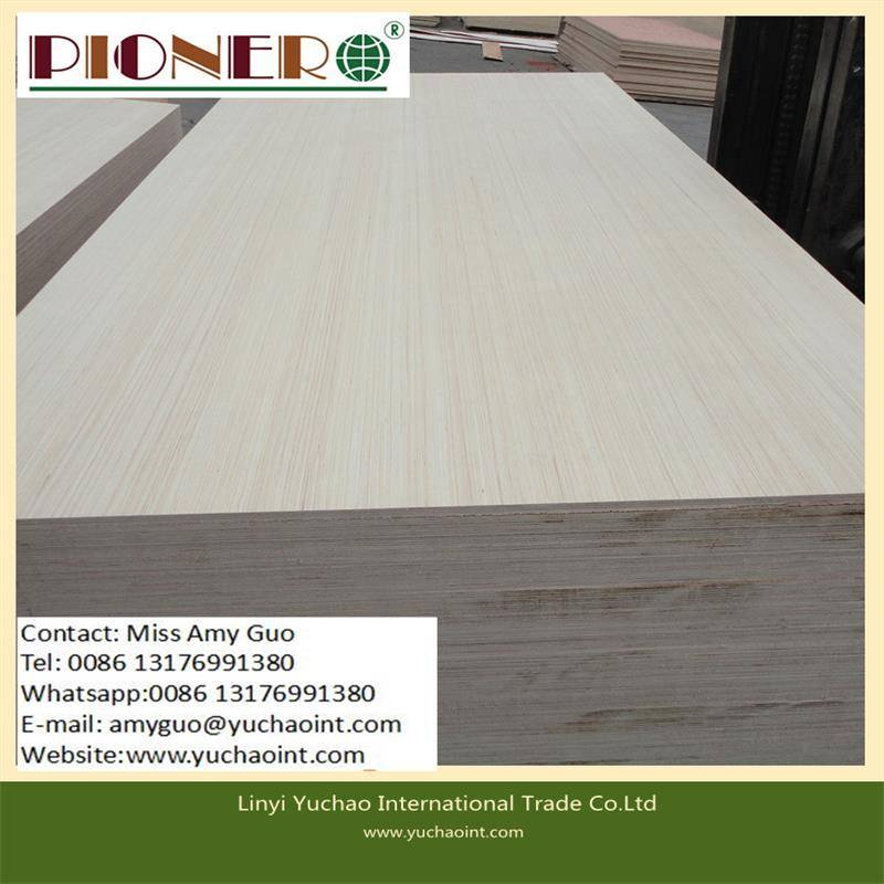 Customized Commercial Plywood