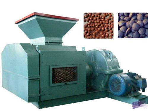 Carbon Powder Briquette Maker