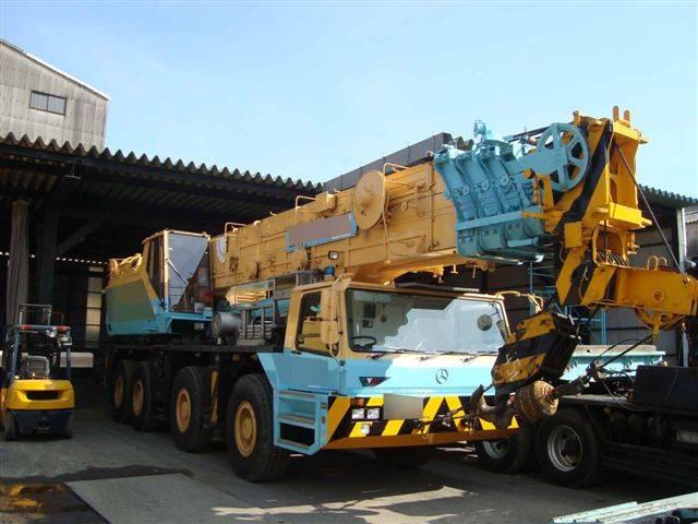 1991 SUMITOMO 110 ton truck crane SA1100 Origin JAPAN Location JAPAN