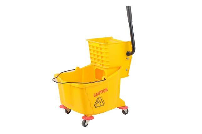 2014 30L Hot sale durable cheap plastic mop bucket
