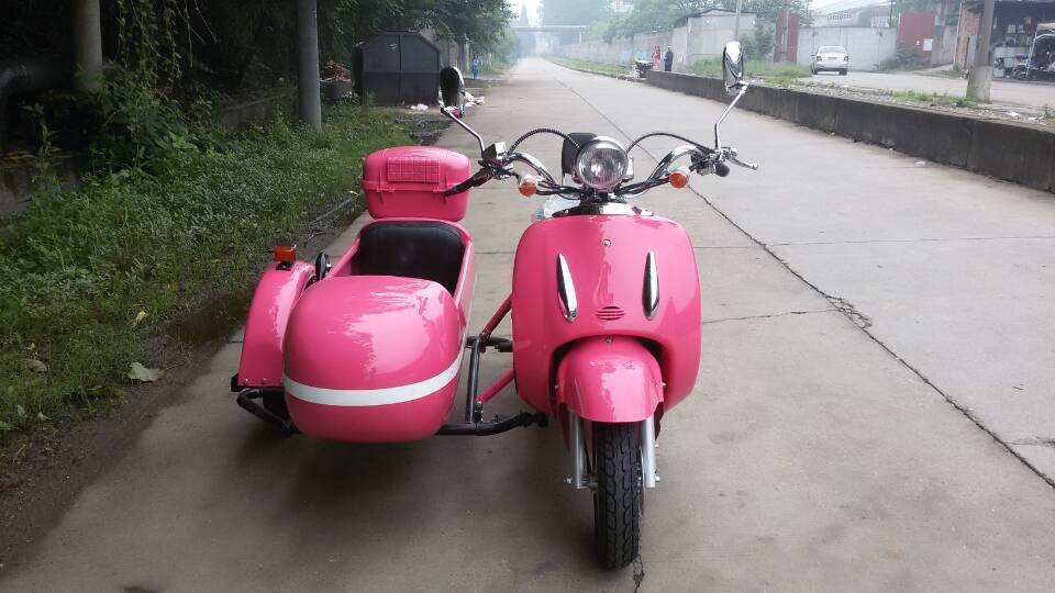 KXDD Electirc tricycle(Pink)