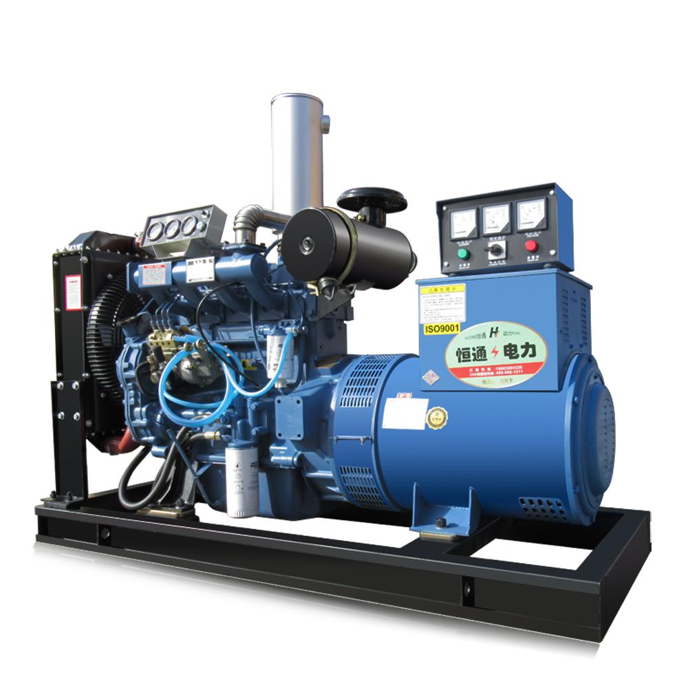 open type ricado engine diesel genset