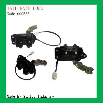 hiace body parts Tail Gate Lock #000566 van lock hiace commuter parts toyota New Hiace