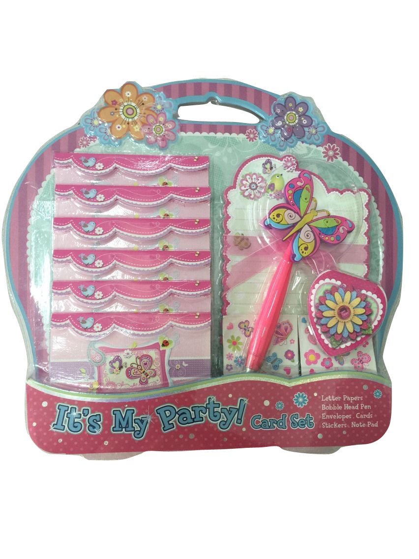 paper crafts children stationery set