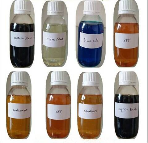 About 500 kinds flavors used for eliquid.