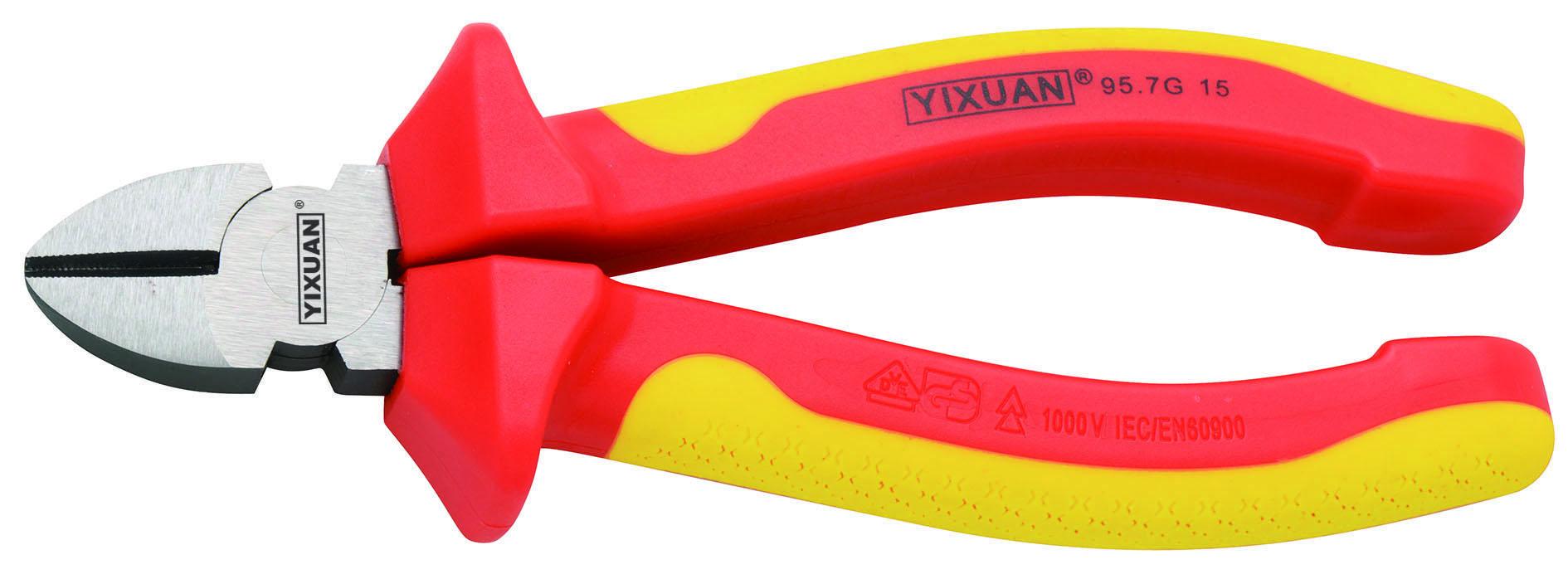 VDE Diagonal Cutter plier