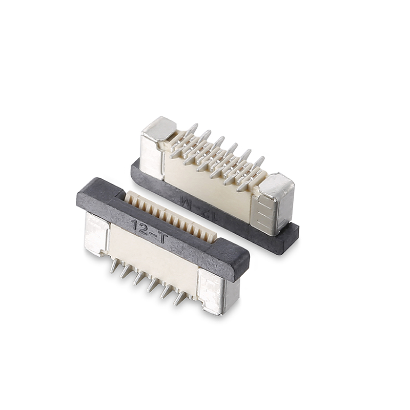 0.5mm pitch smt drawer FPC connector