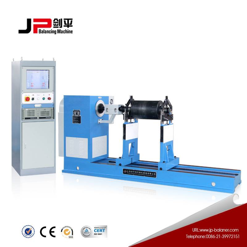 JP Drying Fan Balancing Machine