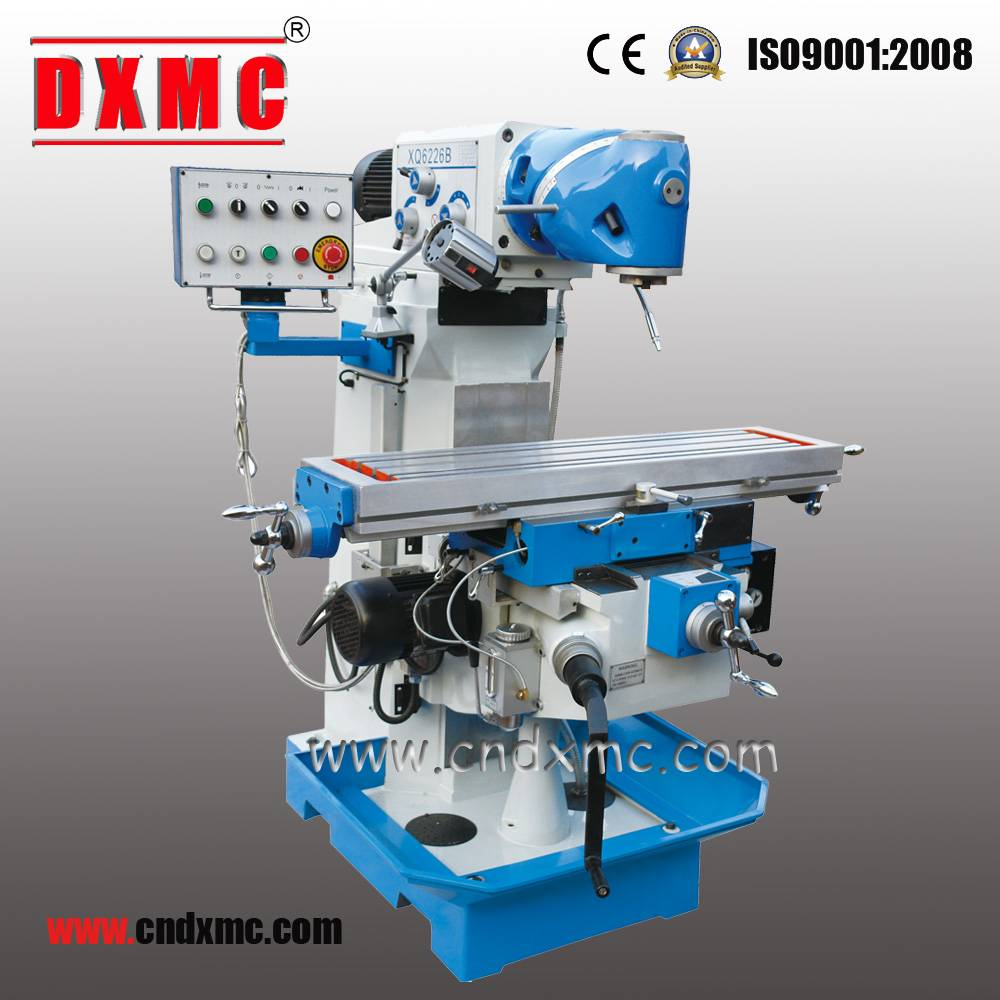 Universal Swivel Head Milling Machine Xq6226b China