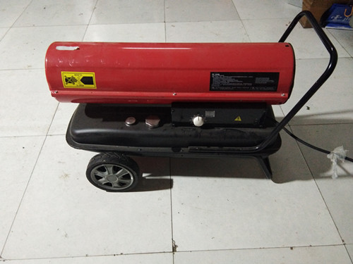 Poultry farm/ livestock farm warm air heater with CE certificate